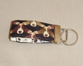 Mini Key Fob  - Basset Hound too