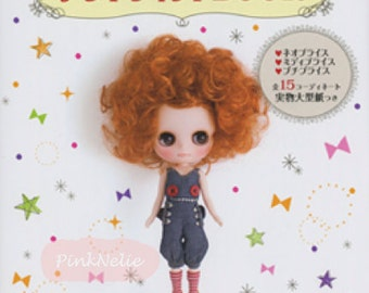 BLYTHE Outfits - Japanese Craft Book