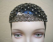 Reserve First Payment for Sharon Vintage Flapper 1920s Art Deco Rhinestone