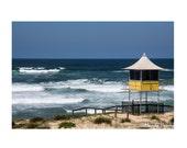Sea And Rescue Hut, Nautical Decor, New South Wales, Australia, 10x8