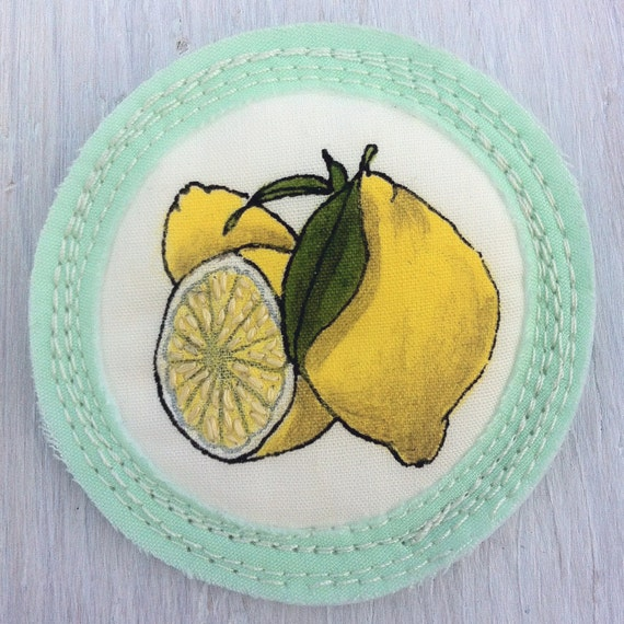 Merit Badge for 'making lemons into lemonade'
