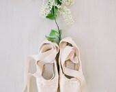 Postcard -Ballet Shoes-