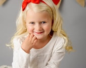 Classic Bow Headband Perfect for everyday from All Things RIbbon