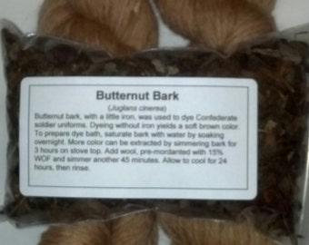 Butternut Bark - Natural Dye