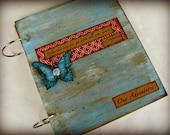 Custom Travel Themed Album for Jordin