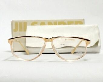 Jil Sander vintage eyewear - mod 209