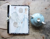 Vintage Wedding Guest Book or Journal - VintageScraps