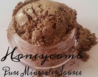 Honeycomb Eye Shadow, Vegan, Gluten Free, Chemical Free