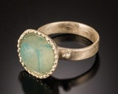 Sea Glass Rings, Sea Glass Jewelry, Surf Ring - Sea Glass Collection *Limited Edition*