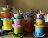 Mad Hatter Tea Party Decor - Mad Hatter Centerpiece