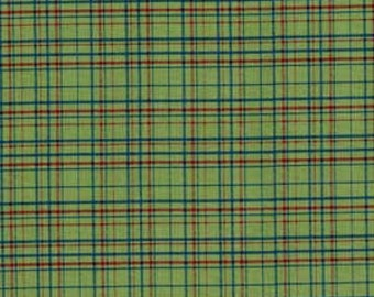 SALE Michael Miller Apple Pretty Plaid