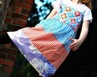 Pinny #1 Sewing Pattern