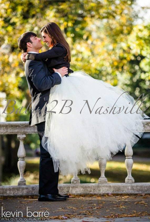 Bridal Skirt Ivory Tulle Skirt Wedding Separates Wedding Dress Skirt Long Skirt Ivory Bridal Tutu Skirt Ivory Tutu Full Length Skirt
