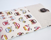 Beetle Bug Kindle Sleeve, Kindle Cover, Kindle Case, Kindle Paperwhite