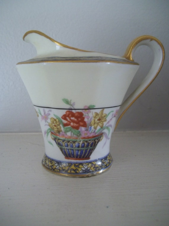 Theodore Haviland Limoges France Cream Pitcher