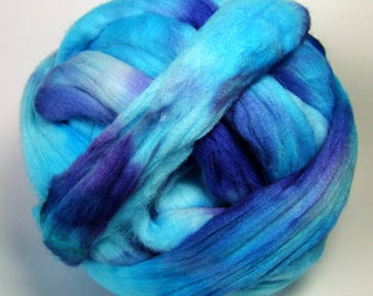 Starbright Top - Pacific Blue