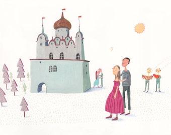 love  Original illustration