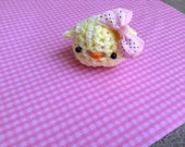 Easter chick amigurumi