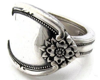 Spoon Ring Remembrance sizes 4 5 6 7 8 9 10 11 12 13 14 15