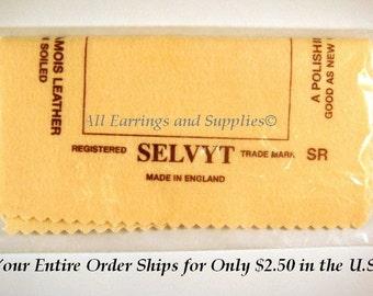 Selvyt Polishing Cloth 5x5 square - 1 pc - MS11040-PC1