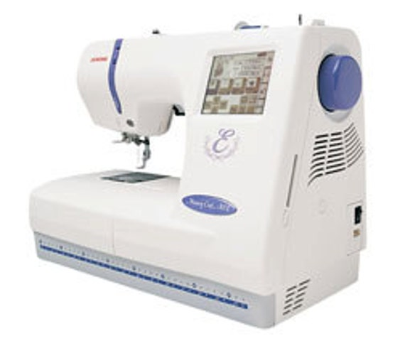 Janome memory craft 350e sewing machine free shipping for Janome memory craft 350e manual