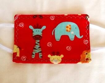 New & Improved Door Husher for Babies Room-Circus Animals