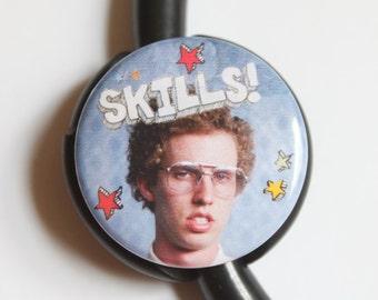 Napoleon Dynamite Skills----Stethoscope ID Tag