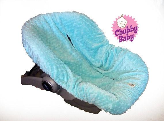 infant car seat cover liner liner minky dot liner slip. Black Bedroom Furniture Sets. Home Design Ideas
