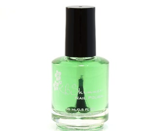 Basic Training Nail Polish Base Coat - 0.5 oz Full Sized Bottle