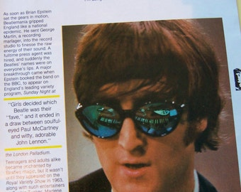 john lennon all you need is love pamphlet