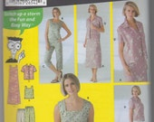Simplicity 5642 Misses Casual Separates Sewing Pattern Size 6, 8, 10, 12 - Free Pattern Grading E-book Included