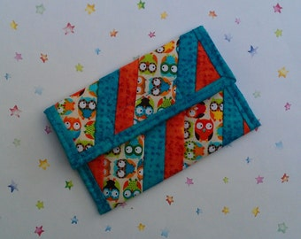 Quilted Coin Purse (CP119)