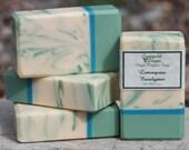 Lemongrass Eucalyptus Handmade Artisan Soap