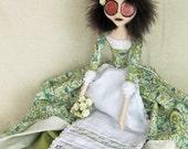 Lady Madeline Spring - Fantasy Art Doll