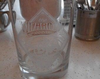 1989 Wizard of Oz 1939 to 1989 5oth Anniversary Glass Whataburger