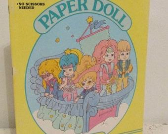 Vintage Moon Dreamers Paper Doll