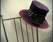 Edwardian Tall Hat  / Custom for You