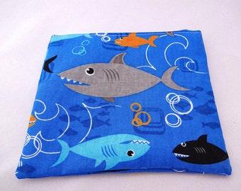 Shark Reusable Snack Bag