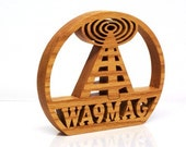 Ham Radio Call Sign Tower, Personalized Amateur Radio Call Sign