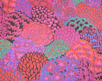 Oriental Trees in Maroon by Kaffe Fassett Fat Quarter