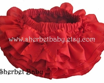 All Around Ruffle Sassy Pants Ruffled Bloomer Diaper Cover Tutu This is Over the Top Cute