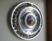 1961 Chevy Impala  Hubcap Clock no.2360