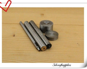 12mm Snap Fastener Setting tools S38
