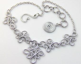 Looptastic Adjustable Necklace