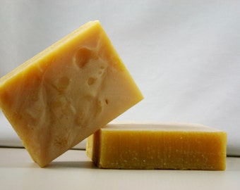 Marshmallow Silk Shampoo Bar  -  Natural Hair Care