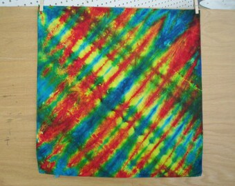 Between the Lines Tie Dye  Bandana