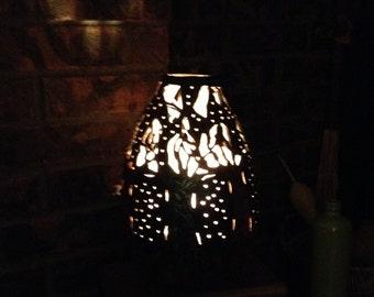 Tree Gourd Lamp