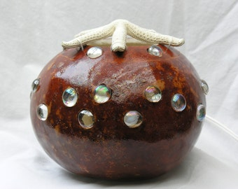 Starfish Gourd Lamp