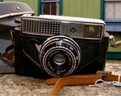 Agfa Optima Rapid 250 35mm Camera with  Case.