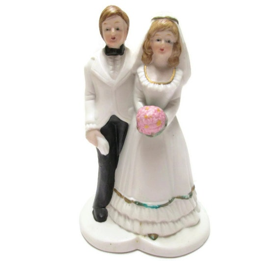 china wedding cake toppers wedding cake topper vintage groom china porcelain 12657